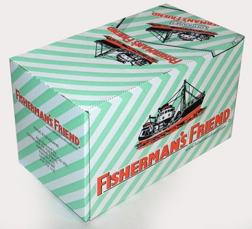 P110 FISHERMAN'S FRIEND MINT